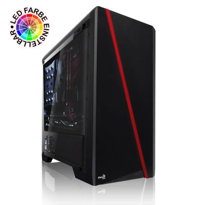 Gaming PC [konfigurierbar] Ryzen 5 2600, GTX 1070, 8GB DDR4-3000, 240GB SSD+1TB HDD (mit GTX 1070 Ti=847€ / RTX 2070=933€ / RTX 2080=1176€)