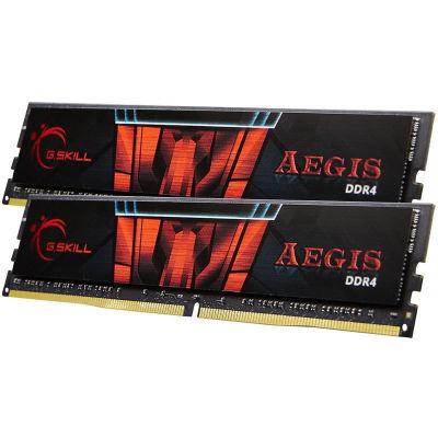 16GB G.Skill Aegis DDR4-3000 CL16 Dual Kit