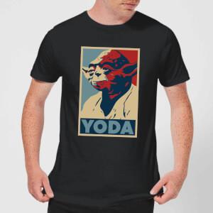 Star Wars Yoda Poster als T-Shirt, Pullover oder Hoodie (offiziell lizenziert, Männer-, Frauen oder Kinderschnitt, Größen XS-5XL)