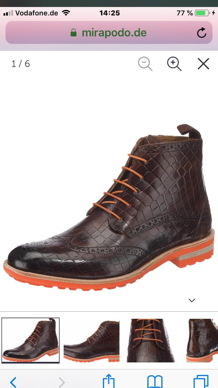 20% auf Stiefel bei Mirapodo