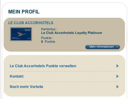 Kostenloser Accor Hotels Platinum Status und 50% Super Sale! (Mercure, Novotel, Sofitel)