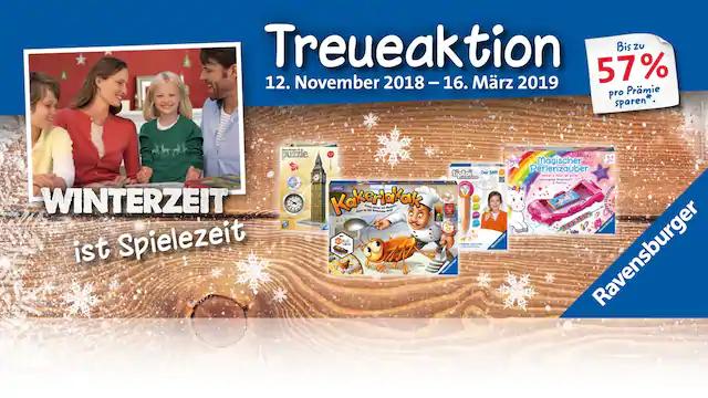TREUEAKTION: Edeka und Ravensburger z.B. TipToi Stift für nur: