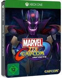 Marvel vs. Capcom: Infinite Deluxe Edition (Xbox One) [Gameworld]