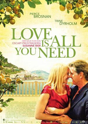 "Am 19.November 2012 Komplett kostenlos ins Kino zu ""Love is all you need"""