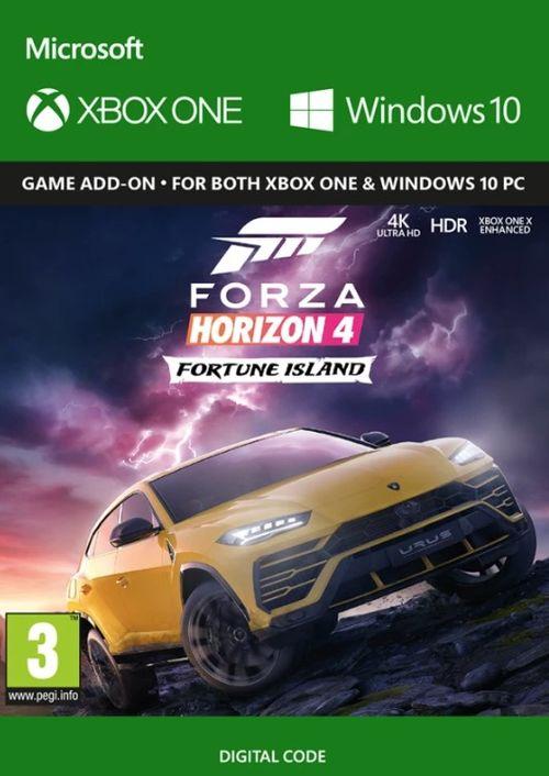 [XBOX ONE / X] Forza Horizon 4 - DLC: Fortune Island