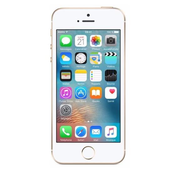 Apple Iphone SE 128GB in Gold NEU von Cdiscount.com