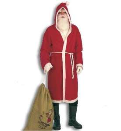 Weihnachtsmann / Nikolaus  Kostüm für 5,45€ @Amazon.de