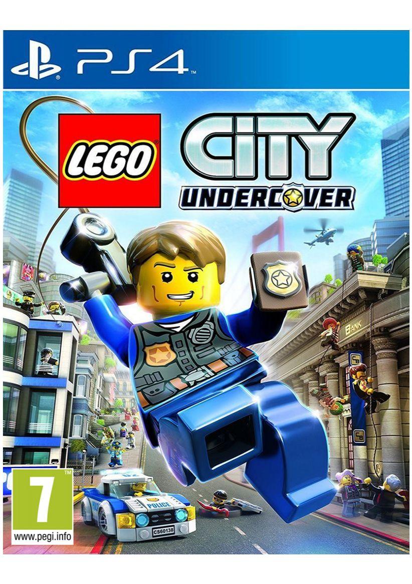 Lego City: Undercover (PS4) für 13,03€ (SimplyGames)