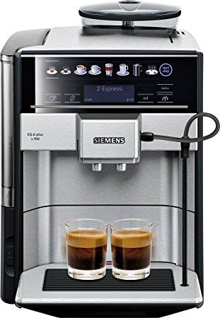 [Für Uns Shop] Siemens EQ.6 plus s700 Kaffeevollautomat (TE657503DE)