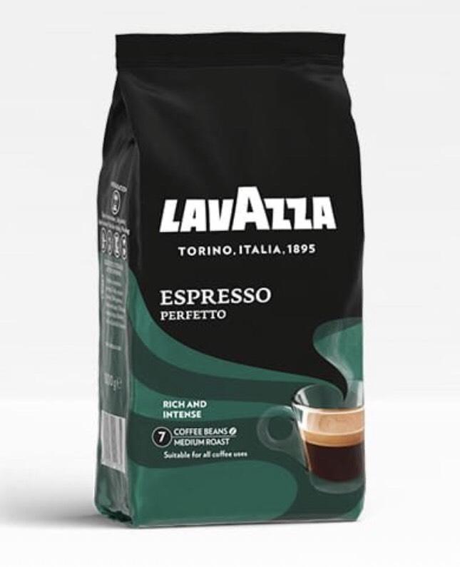[Rewe] evtl. lokal? Lavazza Perfetto Espressobohnen u. a. (Lavazzas hochwertigste Röstung)