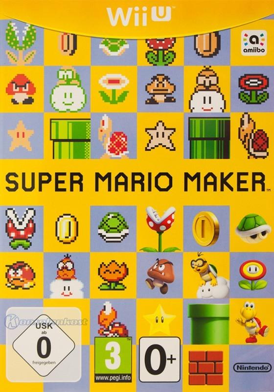 [Gebrauchtware] Super Mario Maker (Wii U)
