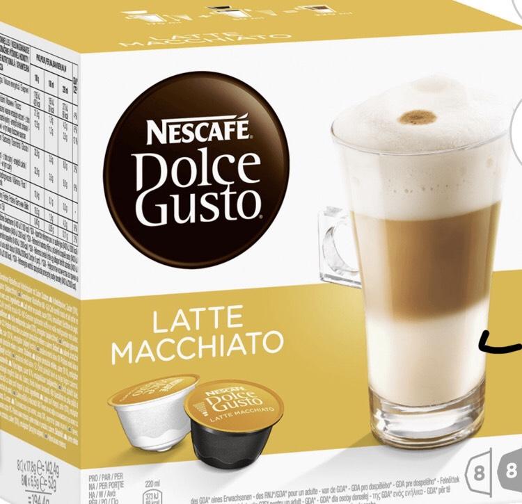 Rossmann | Dolce Gusto Cafe Kapseln 3,15€ statt 4,59€ (mit 10% Gutschein) (ggf. noch mal 10% on Top-> siehe Dealbeschreibung)
