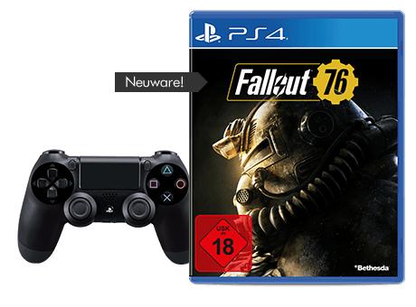Gratis Fallout 76 beim Kauf eines gebrauchten Controllers