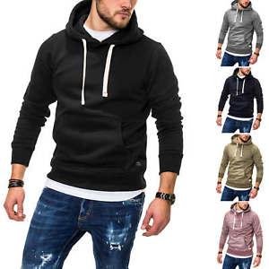 Jack & Jones Herren Hoodie Kapuzenpullover Herrenpullover Sweater Pullover Pulli