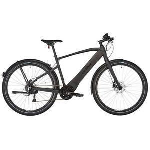 Ortler Oslo E-Bike Fahrrad schwarz matt Rahmenhöhe 50 cm unisex