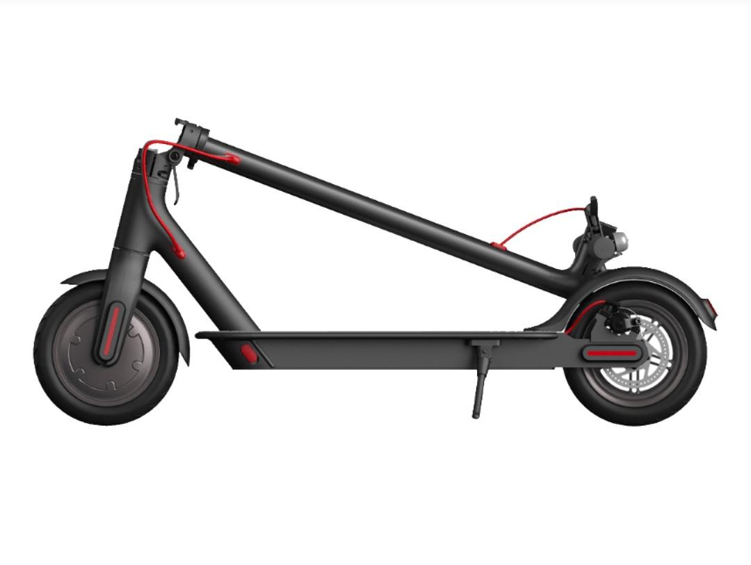 XIAOMI MI Electric Scooter M365-EU E-Roller (8.5 Zoll, Anthrazit)  Mediamarkt