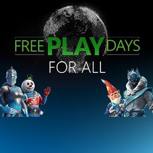 (Xbox Free Play Days für alle) kostenlos Online-Spielen ohne Xbox Live Gold 31.01 - 03.02