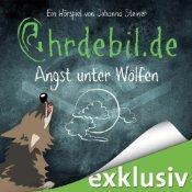 "[audible] mini Gratishörbuch ""Angst unter Wölfen (Ohrdebil.de 2.5)"""