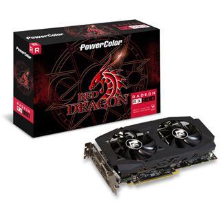 8GB PowerColor Radeon RX 580 Red Dragon V2