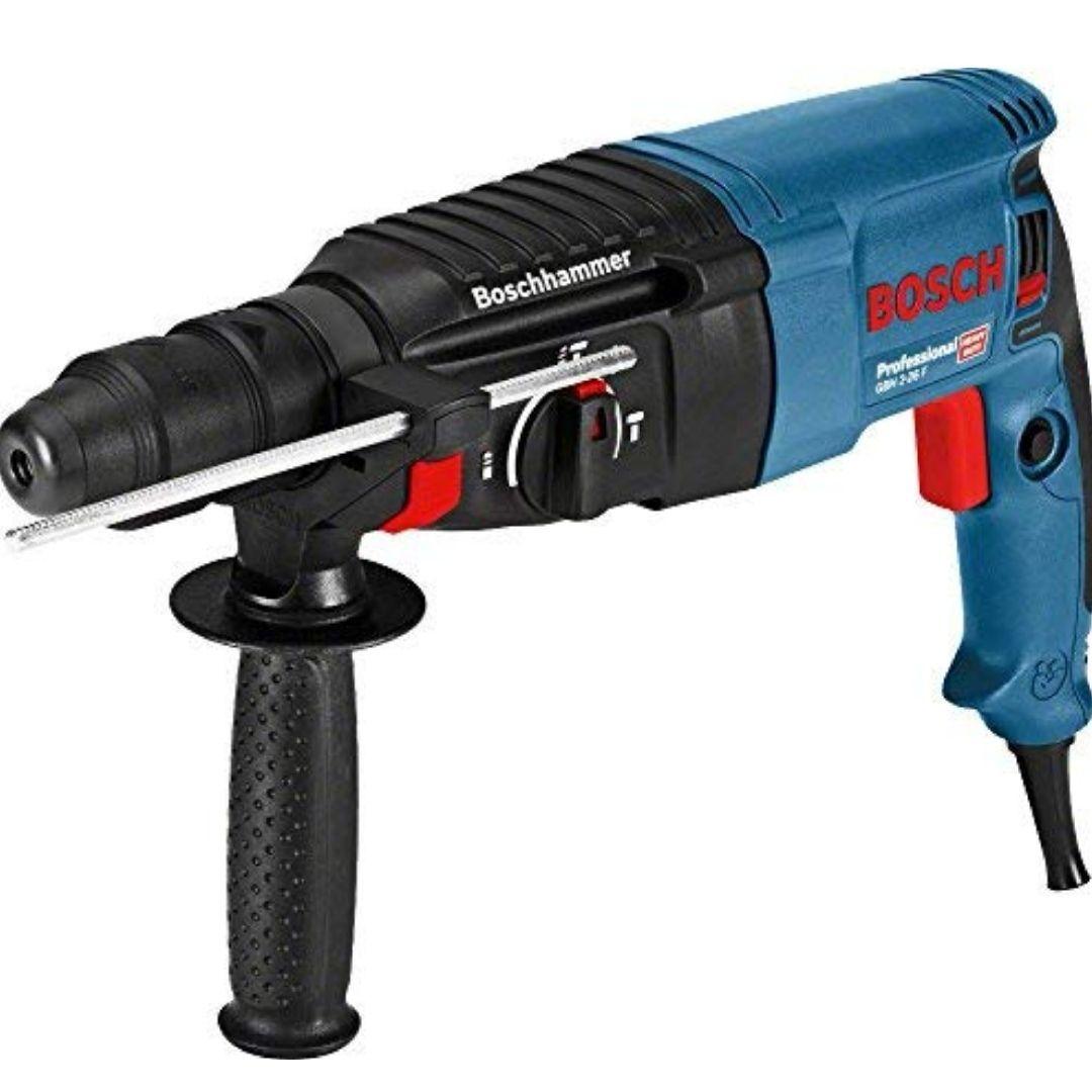 Bosch Professional Bohrhammer GBH 2-26 F (830 Watt, Wechselfutter SDS-plus)