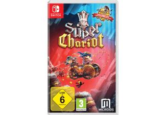 Super Chariot (Nintendo Switch) für 14,99 EUR bei Media Markt/Saturn/Amazon