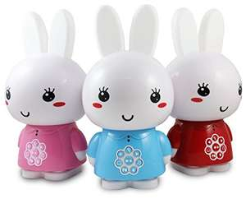 Blitzangebot: Alilo Honey Bunny Edutainment für Kinder in blau oder pink