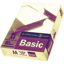 Kopierpapier IP Basic 10x 500Blatt zu je 2,50€ @digitalo (6% qipu möglich = 1,26€ = 2,37€ je Pack)