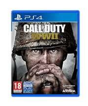 Call of Duty: WWII (PS4 & Xbox One) für 17,43€ (Base UK)