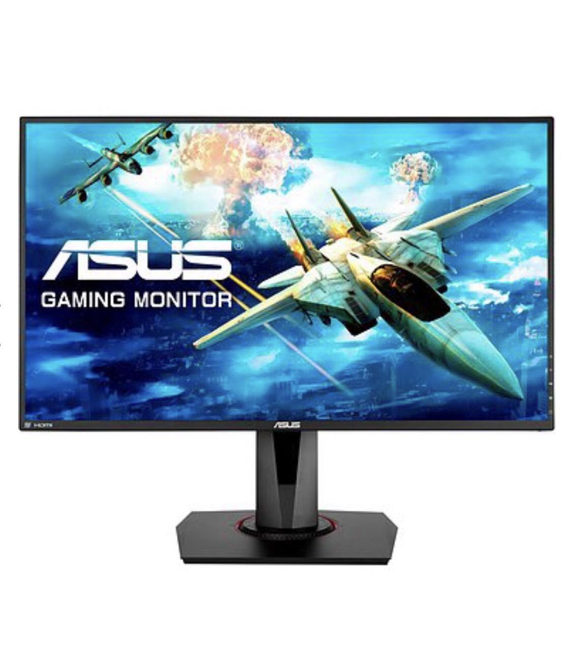 "ASUS VG278Q 27"" 144hz 1ms FHD G-Sync kompatibel"