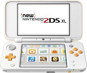 Nintendo 2DS XL Spielkonsole weiß [Büroshop24]
