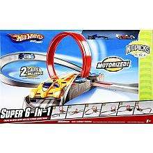 Hot Wheels - Super 6-in-1 Combo-Bahn