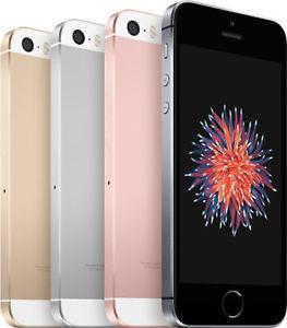 IPhone SE 64 GB Rosegold, Gold (Ausstellungsstück)
