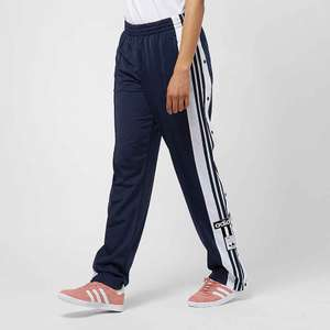 """adidas """"Knopfhose"""" adibrake in navy blue bei SNPIES in Gr. XS, S & M"""
