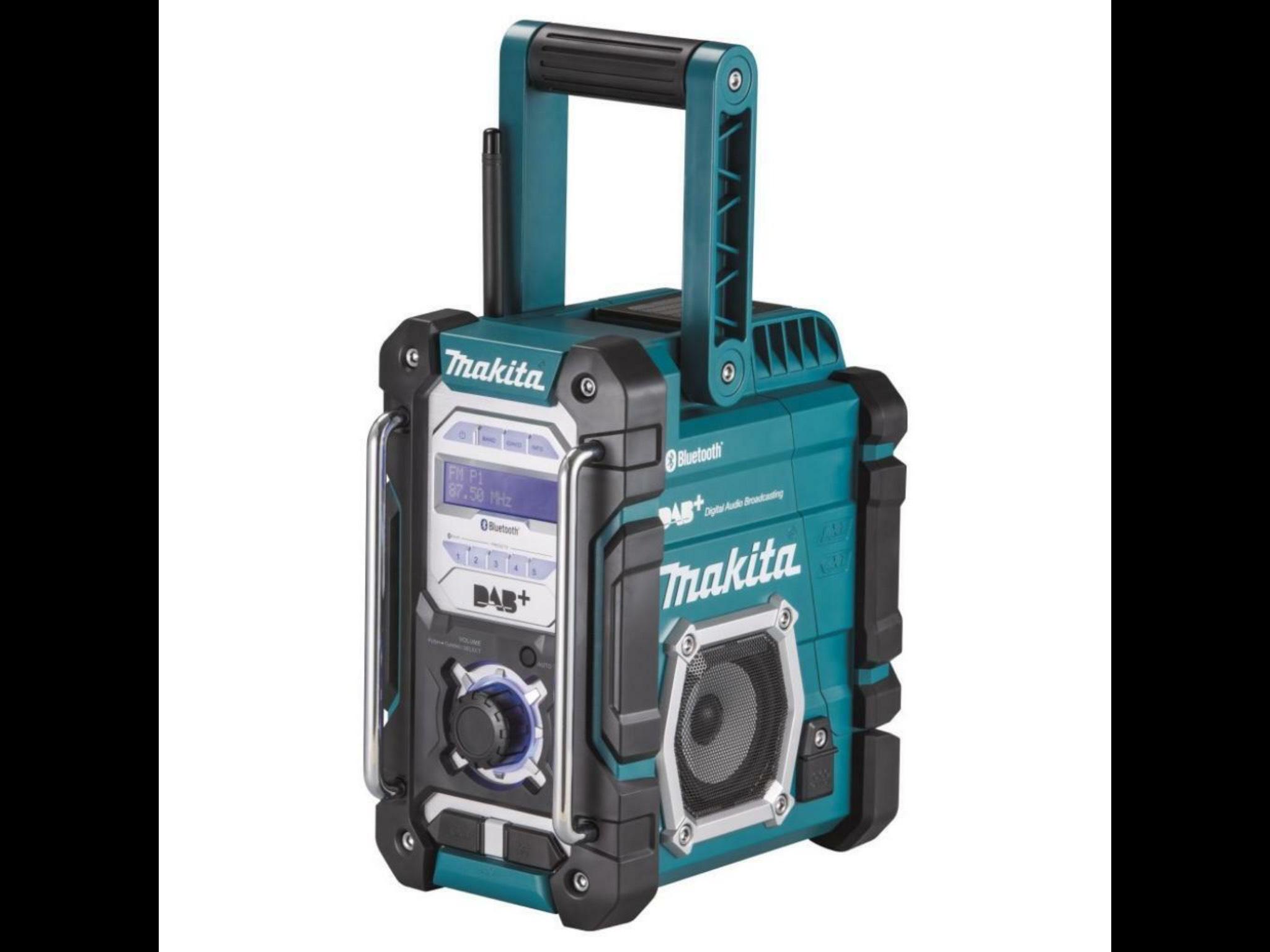 Makita DMR 112 Baustellenradio