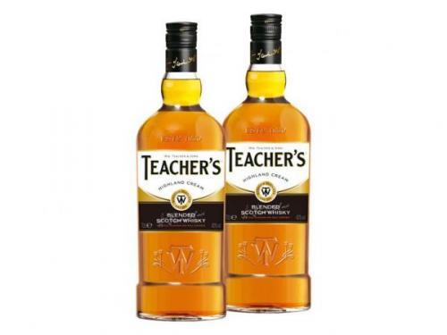 [lokal: Berlin? ] Teacher's Scotch Whisky 0,7l nur 7,99 bei Reichelt