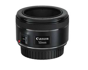 Canon 50mm 1:1,8 STM