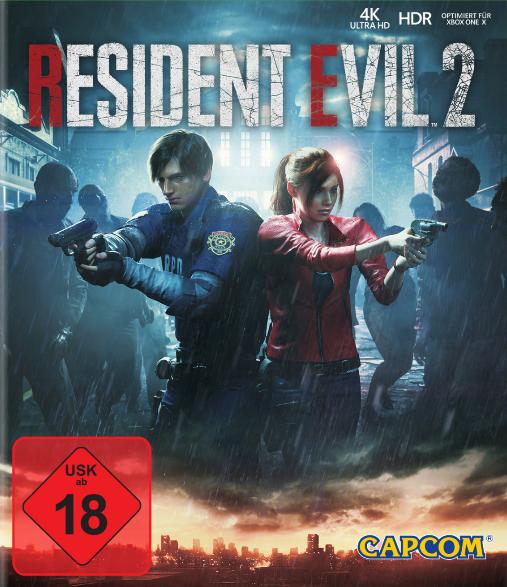 Resident Evil 2 Remake - The Ghost Survivors DLC kostenlos am 15. Februar (PC & PS4 & Xbox One)