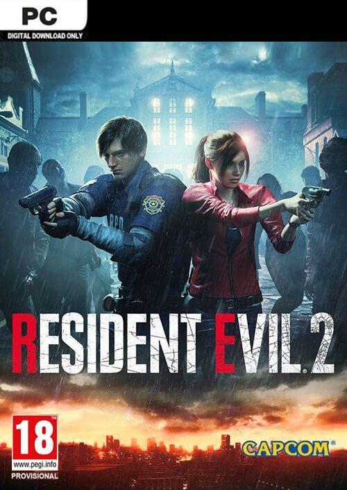 Resident Evil 2 (Steam) für 30,93€ (CDkeys)