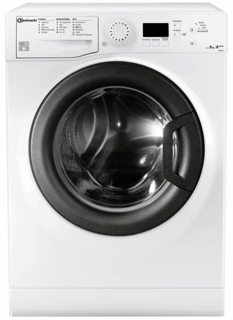 Bauknecht Waschmaschine, Frontlader HWM 8F4, 1400 U/min, 8 kg Fassungsvermögen