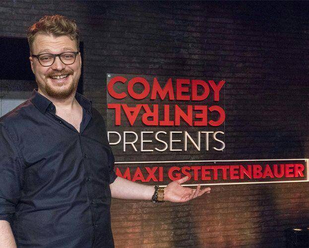 Köln : Comedy Central presents Standup 3000 mit  Maxi Gstettenbauer - Freikarten - Termine 8,9 & 11 März