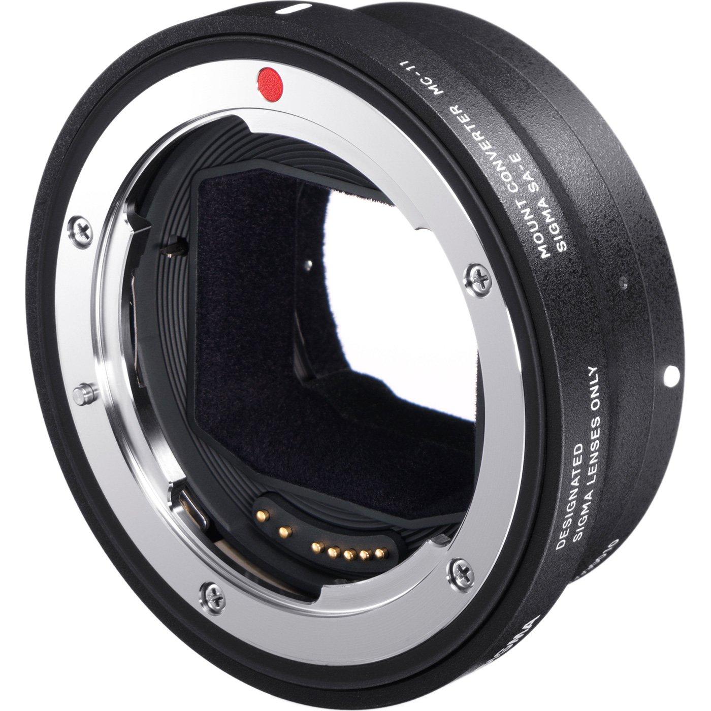 Sigma MC-11 Mount Converter von Canon EF zu Sony E Mount [amazon.co.uk]
