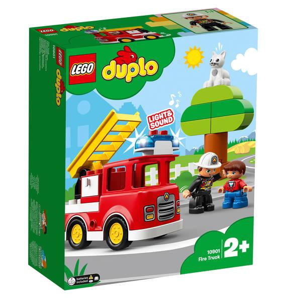 Lego Duplo 10901 Feuerwehr mit Licht&Geräusch (Kaufhof-Vorort mit 10%-Payback-Coupon)