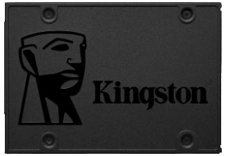 "Kingston A400 960GB SSD (2.5"", SATA, 500 MB/s Lesen, 450 MB/s Schreiben, 2D-NAND TLC)"