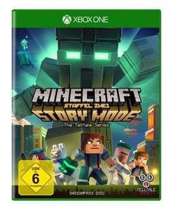 Minecraft Story Mode - Season 2 (Season Pass Disc) [XBox One] [4u2play]