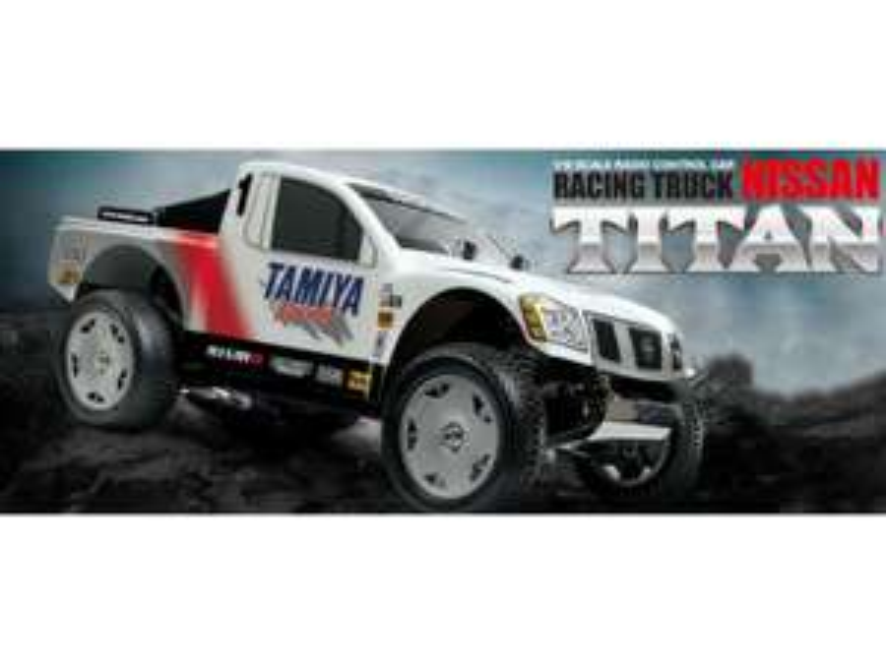 Tamiya Titan DT-02 Buggy mit Bonusparts 58511