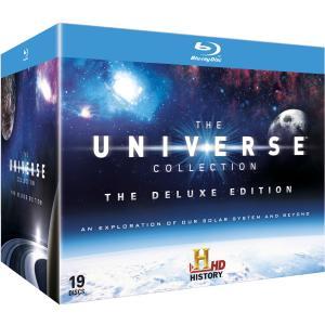 (UK) Unser Universum - Die Komplettbox - Deluxe Edition [19 x Blu-ray] für umgerechnet ca. 49.93€ @  Zavvi