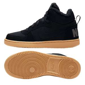 pretty nice 57c68 1e27c Nike Court Borough Mid Winter GS - Kinder Sneaker Freizeitschuhe