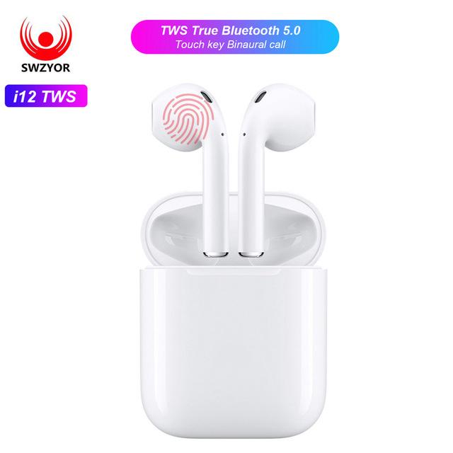 [AliExpress] i12 TWS Bluetooth Kopfhörer