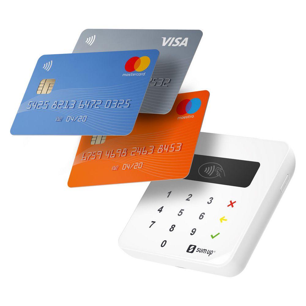(Staples Filiale) SumUp Air Kartenterminal für nur 19,99€