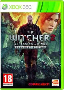 The Witcher 2 Assassins of Kings Enhanced Edition (Xbox360) für 18,69 EUR inkl. VSK